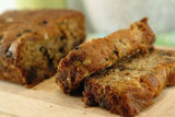 Vegan Chocolate Chip Banana Bread