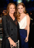 Melissa Leo and Amy Adams