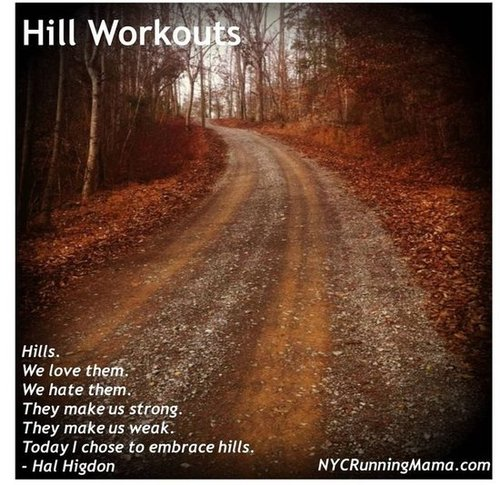 Hill Workouts