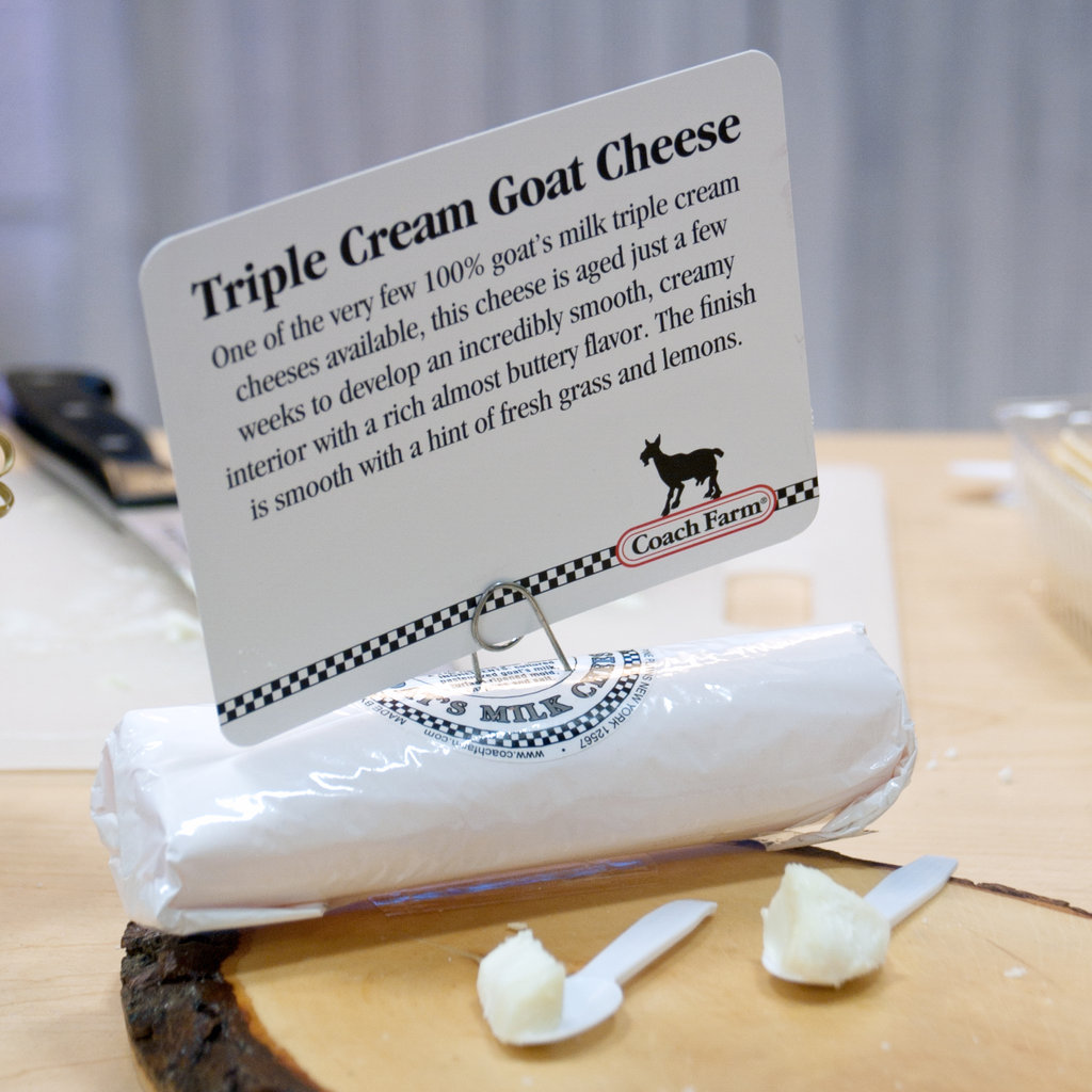 Coach Farm Triple Cream Goat Cheese