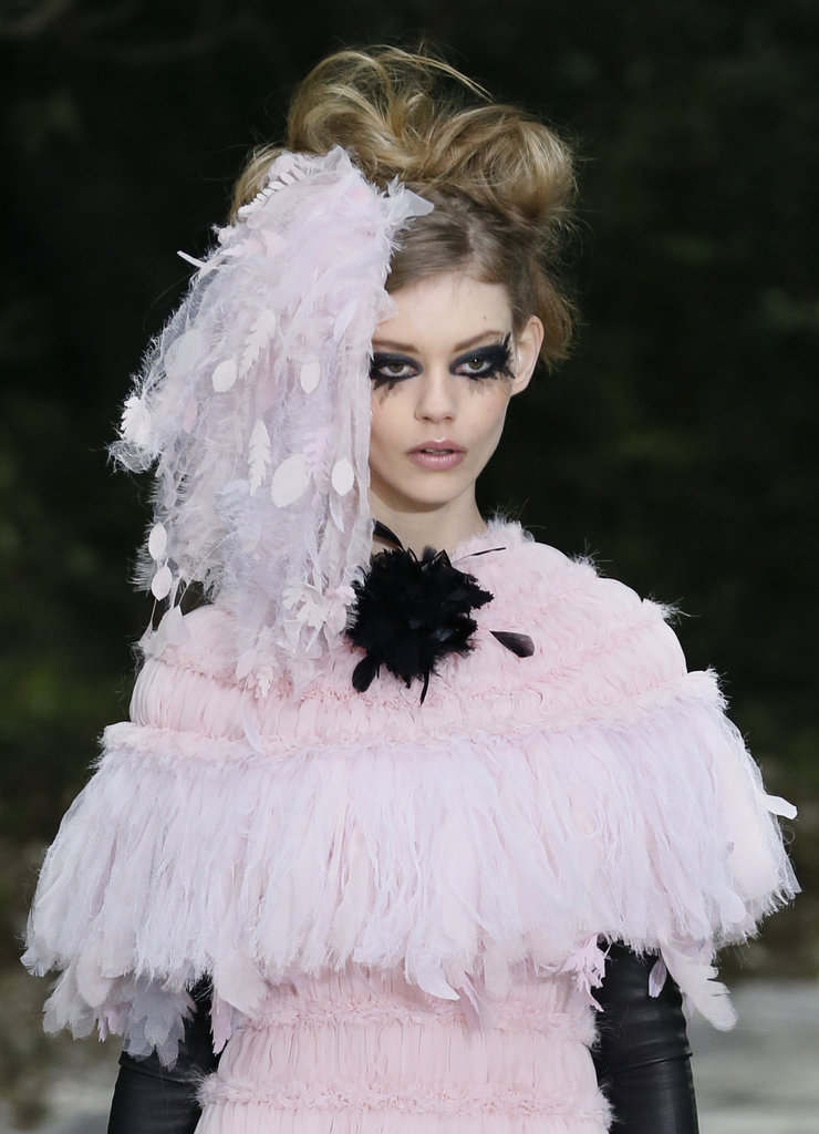 Chanel Haute Couture Spring 2013