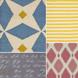 9 Gorgeous Graphic-Print Rugs That Would Work in Kids' Rooms