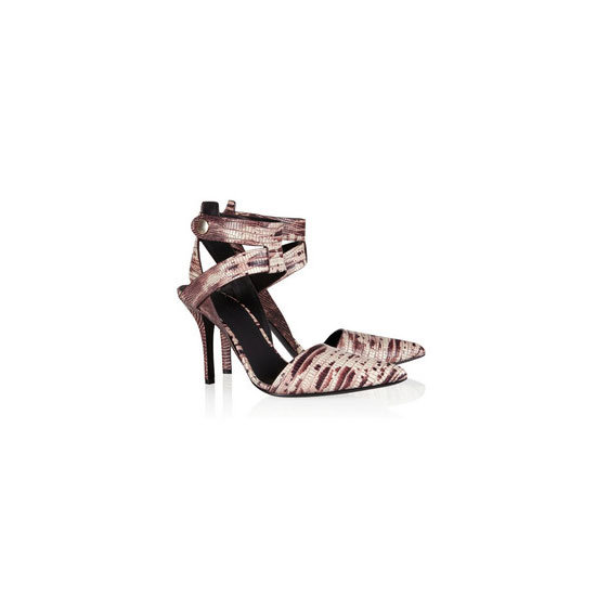 Wangs on sale? We're sold! Heels, approx $498 (was approx $711), Alexander Wang at Net-a-Porter