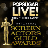 Join Us LIVE From the Screen Actors Guild Awards Red Carpet This Sunday!