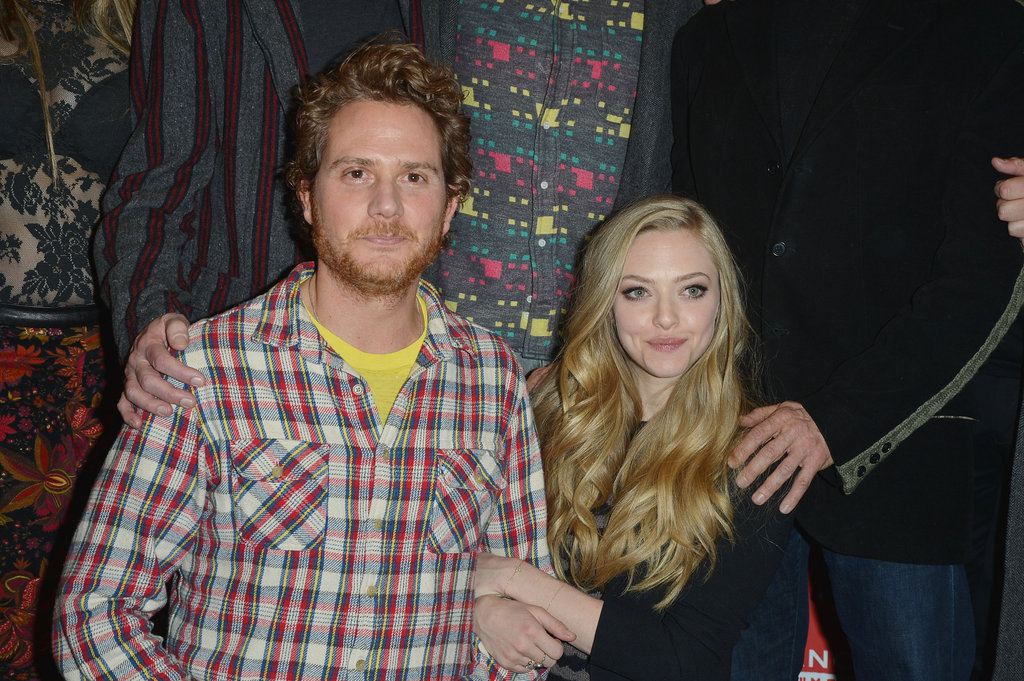 Brian Gattas and Amanda Seyfried