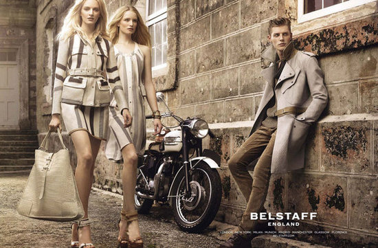 Photo courtesy of Belstaff
