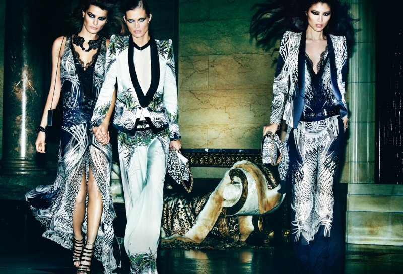 Photo courtesy of Roberto Cavalli