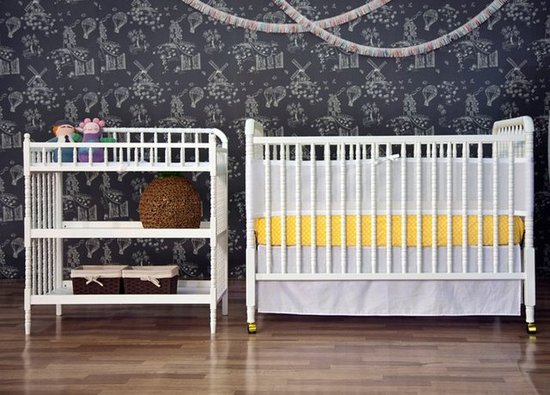 DaVinci Baby&#039;s Customized Jenny Lind