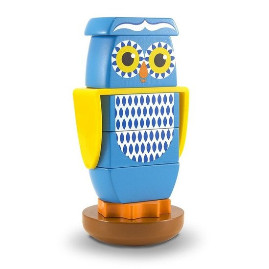 Melissa &amp; Doug Stackable Owl