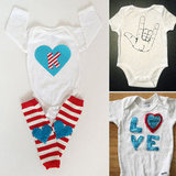 11 Valentine's Day Onesies For Your Little Loves