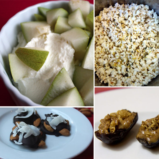 10 Low-Calorie Late-Night Snacks That Only Need a Little Prep