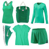 Workout Gear in the Color of the Year