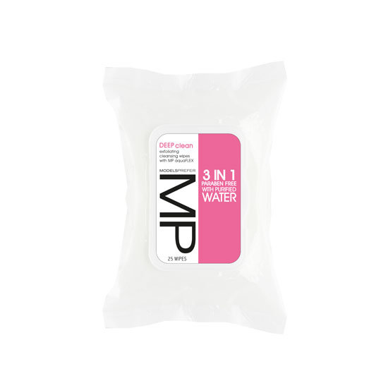 Models Prefer Deep Clean Exfoliating Cleansing Wipes, $6.99