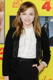 Chloë Moretz will star in If I Stay, based on the novel about a classical musician's relationship with an indie rock star.