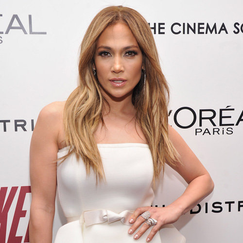 Jennifer Lopez Pictures at Parker NYC Premiere