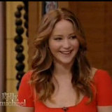 Jennifer Lawrence Talks Oscar Nomination Interview