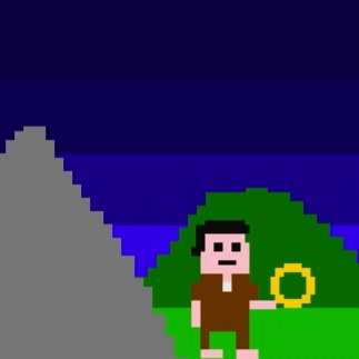 Conan O'Brien Atari Video