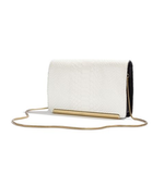 We love how this Madewell snake-charmer bag ($178) doubles as a clutch.