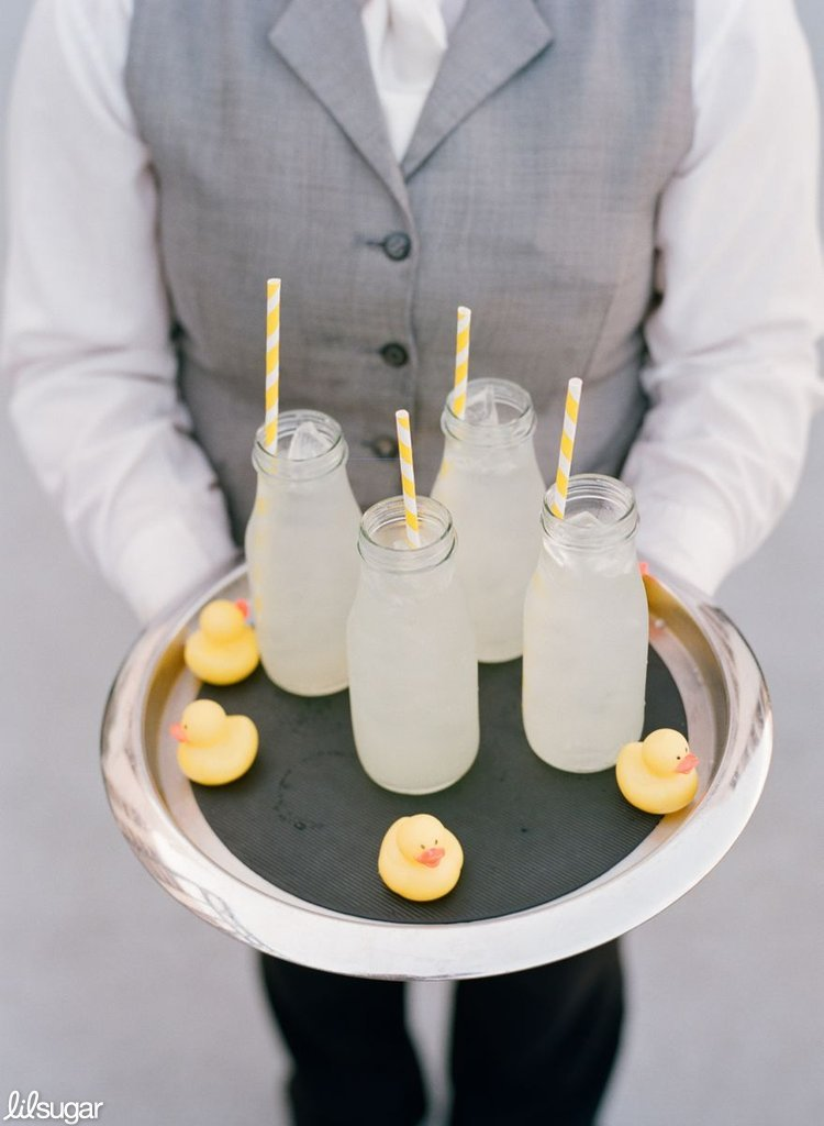 Cool Lemonade Cocktails