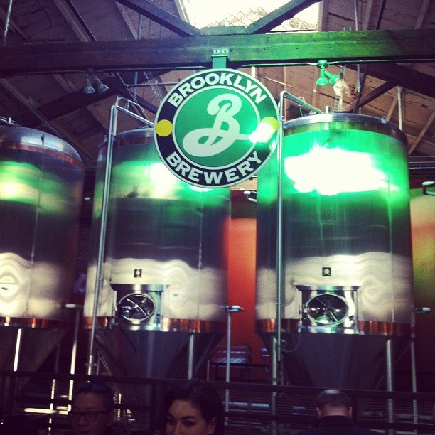 Take a Tour of Brooklyn Brewery, New York