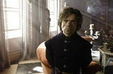 Tyrion (Peter Dinklage) faces the world with some new battle scars.