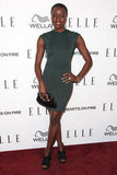 Danai Gurira went for a simple look at the Elle Women in TV event.