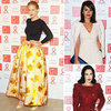 Celebrities at Paris Couture Fashion Week 2013