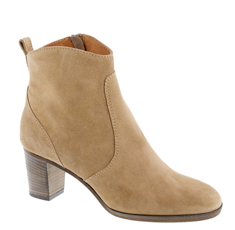 These J.Crew Aggie Ankle Boots in Suede ($119, originally $268) are an easy — and seasonless — choice.