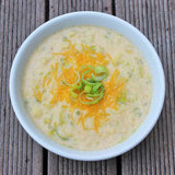 Healthy Cheese Soup