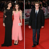 Rose Byrne and Simon Baker Premiere I Give It a Year in London
