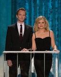 Neil Patrick Harris and Amy Poehler