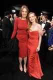Kathryn Bigelow and Jessica Chastain