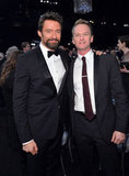 Hugh Jackman and Neil Patrick Harris