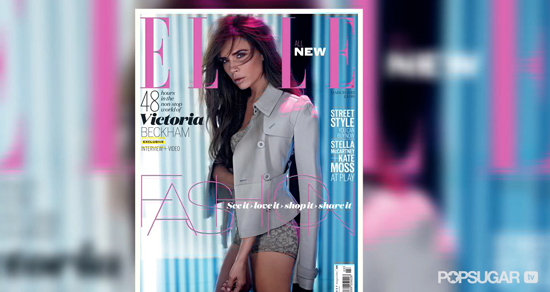 Video: Victoria Beckham Has a Big Family Weekend — and Hot New Mag Cover