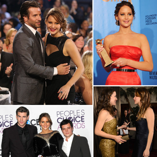 Jennifer Lawrence's Best 2013 Award-Season Moments So Far!