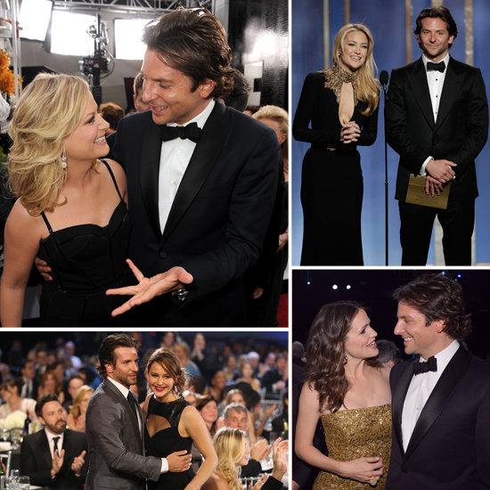 Jennifer, Amy, Kate — Ladies Love Bradley Cooper This Award Season