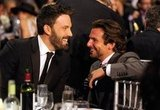 Ben Affleck and Bradley Cooper had something to smile about at the Critics' Choice Awards.