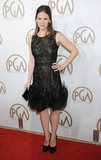 Jennifer Garner looked ladylike as she arrived at the Producers Guild Awards to support Ben Affleck.