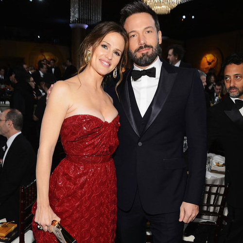 Ben Affleck and Jennifer Garner Award Season 2013 Pictures