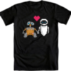 Geek Valentine&#039;s Day Shirts