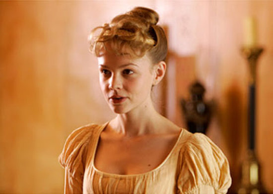 """I have no notion of treating men with such respect. That is the way to spoil them."" — Isabella Thorpe, Northanger Abbey Source: PBS"