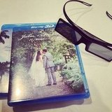 Become Movie Stars With a 3D Wedding Video
