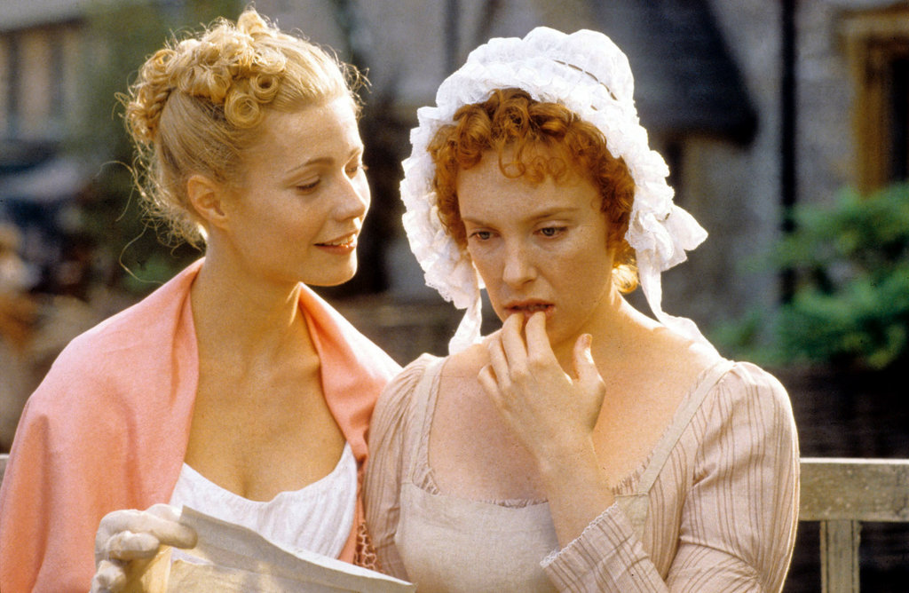 """I lay it down as a general rule, Harriet, that if a woman doubts as to whether she should accept a man or not, she certainly ought to refuse him."" — Emma Woodhouse, Emma Source: Miramax"