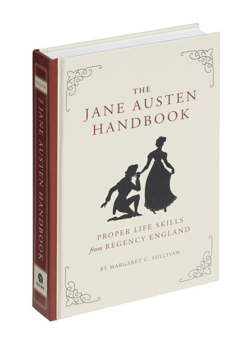 Learn what life was like in the author's era —from courtship to the lady's life of leisure —with The Jane Austen Handbook ($17).