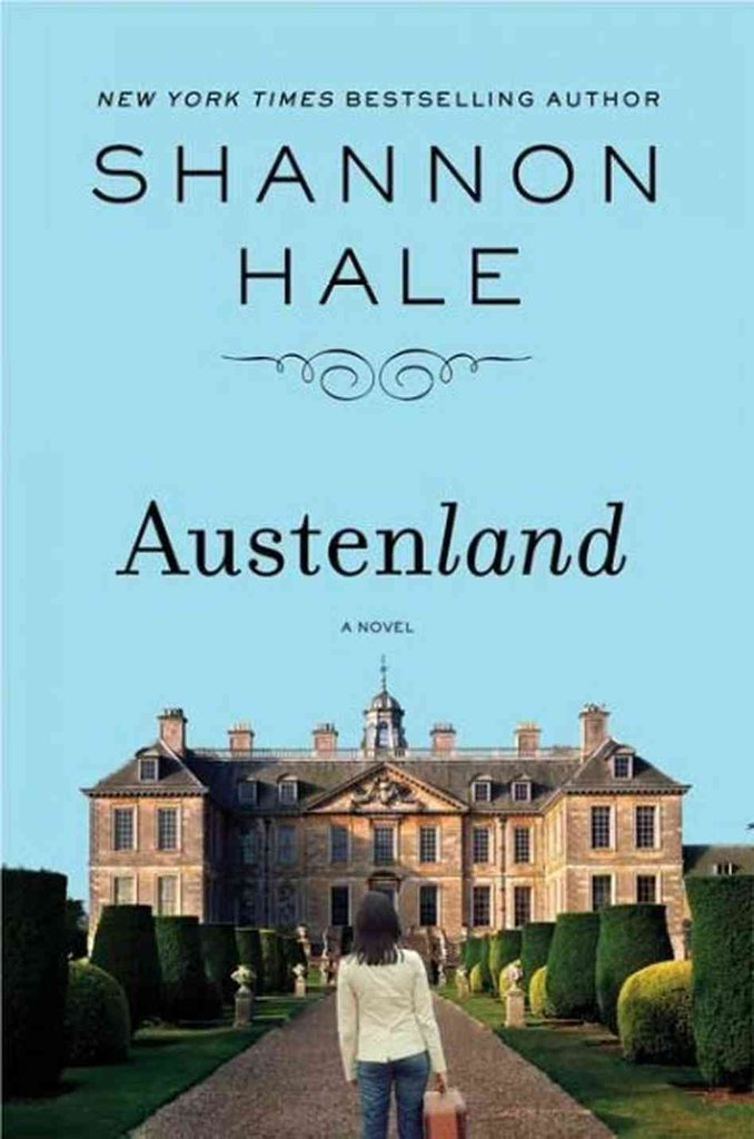 Jane Austen devotees will love Shannon Hale's Austenland ($10, originally $13), about a woman who travels to a Jane Austen theme park to find her Mr. Darcy. The movie adaption, starring Keri Russell, just premiered at Sundance.