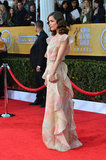 Rose Byrne Is a Delight in Valentino at the SAG Awards