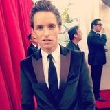Eddie Redmayne has been an awards season staple this year. Source: Instagram user sagawards