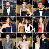 See All the Celebrities on the SAG Awards Red Carpet!