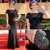Kelly Osbourne on the red carpet at the 2013 SAG Awards