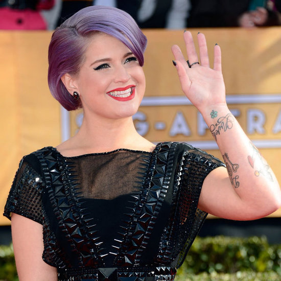 Kelly Osbourne at the 2013 Screen Actors Guild Awards